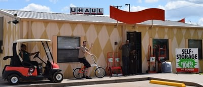 U-Haul Moving and Storage of Cedar Hill Adds Services to Assist Growing Population