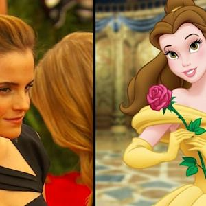 Emma Watson Cast as Belle in 'Beauty and The Beast': 7 Reasons She's Perfect!