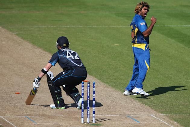 Sri Lanka v New Zealand: Group A - ICC Champions Trophy