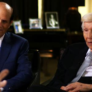 Billionaires Redstone and Milken donate $80 million to prevent chronic diseases