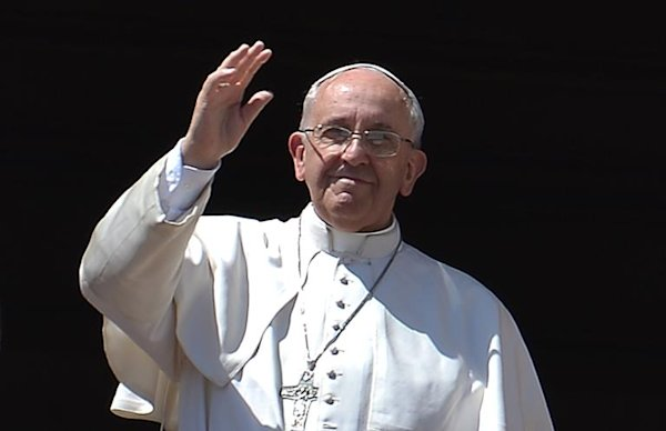 Pope Francis in hot water over 'personal' phone calls