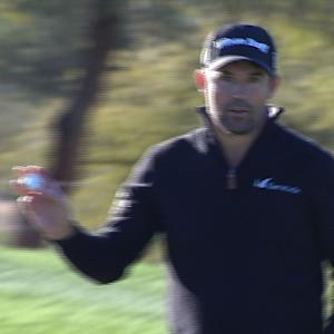 Padraig Harrington's approach sets up eagle try at Waste Management