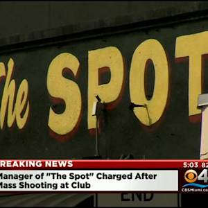 Manager Arrested In Wake Of Miami Shooting