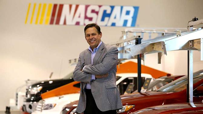 Stefanyshyn?s GM roots to grow NASCAR innovation