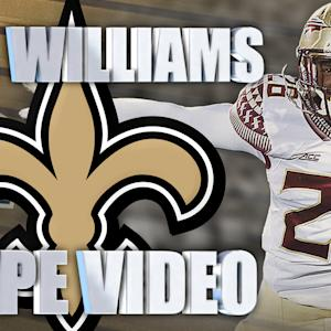 Saints Select Florida State CB P.J. Williams | NFL Draft Hype Video