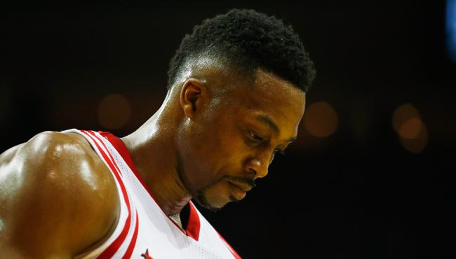 The Rockets Are Reportedly Calling Teams To Gauge Interest In Dwight Howard