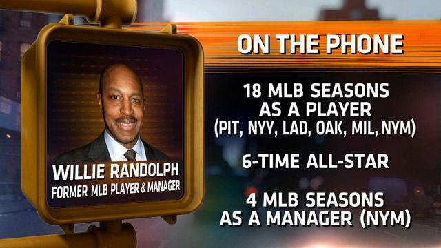 Willie Randolph on spring training