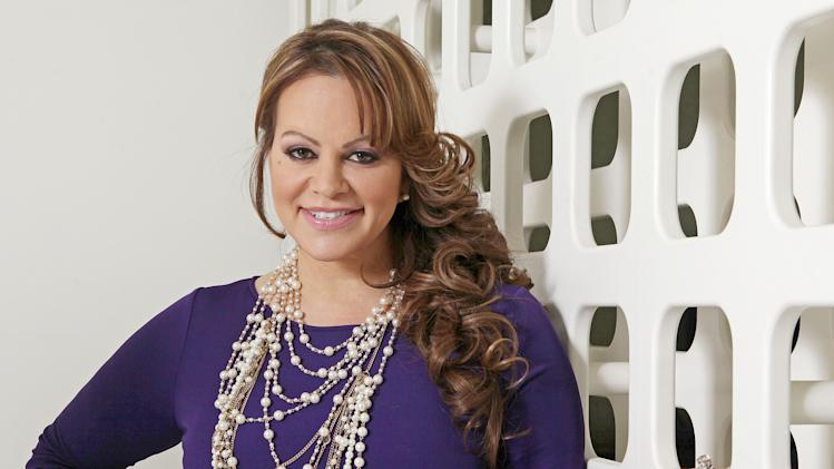 In this March 8, 2012, file photo, Mexican-American singer and reality TV star Jenni Rivera poses during an interview in Los Angeles. Mexican authorities confirmed that the plane in which Rivera was traveling disappeared early Sunday, Dec. 9, 2012, after leaving the Mexican northern city of Monterrey where she performed in concert on Saturday night. (AP Photo/Reed Saxon, file)