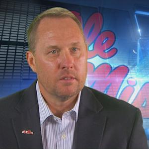 Hugh Freeze on Mississippi State game