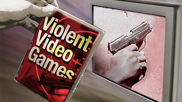 Gun violence: Impact of violent video games