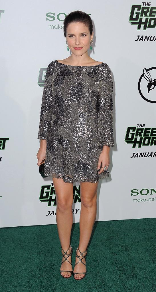 The Green Hornet LA Premiere 2011 Sophia Bush