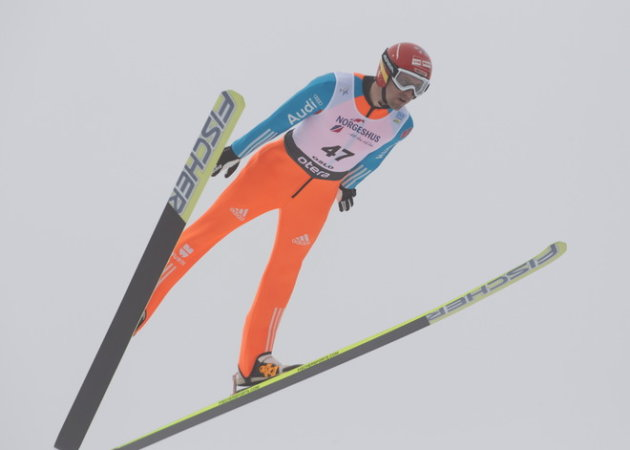 Björn Kircheisen Of Germany  Competes AFP/Getty Images