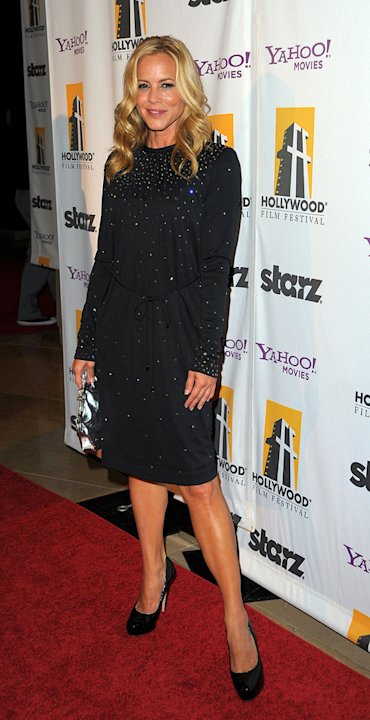 13th Annual Hollywood Awards Gala 2009 Maria Bello