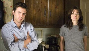 Casey Affleck and Michelle Monaghan in Miramax Films' Gone Baby Gone