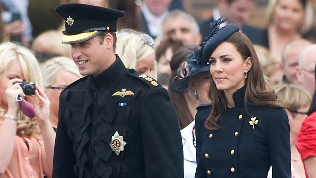 Prince William, Kate Named 2012 Olympic Ambassadors