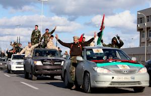 FILE - In this Tuesday, Feb. 14, 2012 file photo, Libyan…