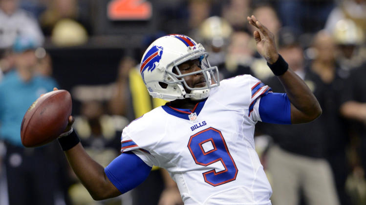 Bills QB Lewis doubtful vs. Chiefs