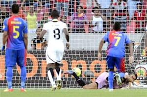 Ghana 2-0 Cape Verde: Wakaso's double powers Black Stars to Afcon semifinal spot