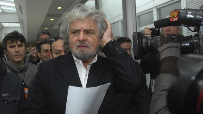Italian bank scandal becomes electoral issue