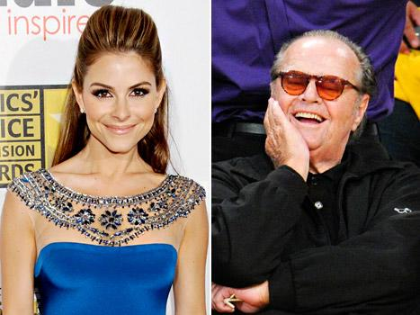 "Maria Menounos: Jack Nicholson ""Got Me Kicked Out"" of a Lakers Game!"
