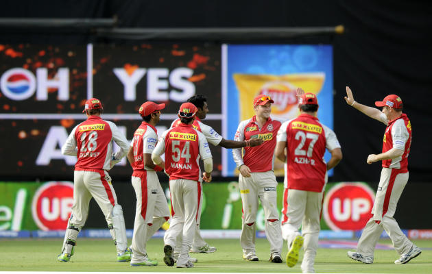 IPL6: Royal Challengers Bangalore vs Kings XI Punjab