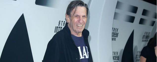 The story of Nimoy's bold trek to Hollywood