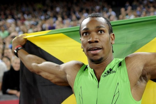 World 100-meter champion Yohan Blake must secure his London Olympic berths at national qualifying meets later this month
