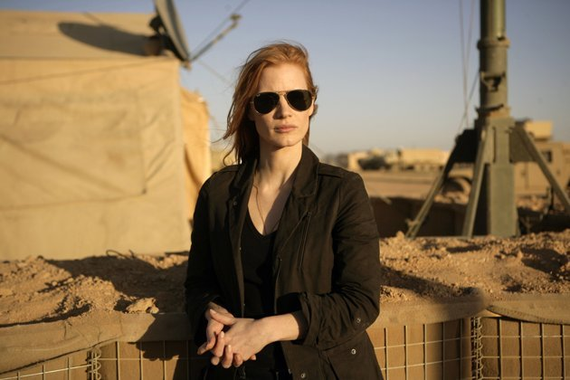 Jessica Chastain in &quot;Zero Dark Thirty&quot;