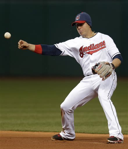 Swisher's hit in 9th gives Indians 1-0 win