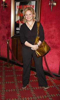 Caroline Rhea at the New York City premiere of Warner Bros. Pictures' Michael Clayton