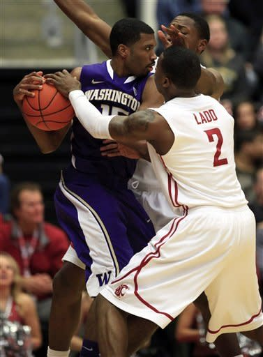 Wilcox leads Washington to 68-63 win
