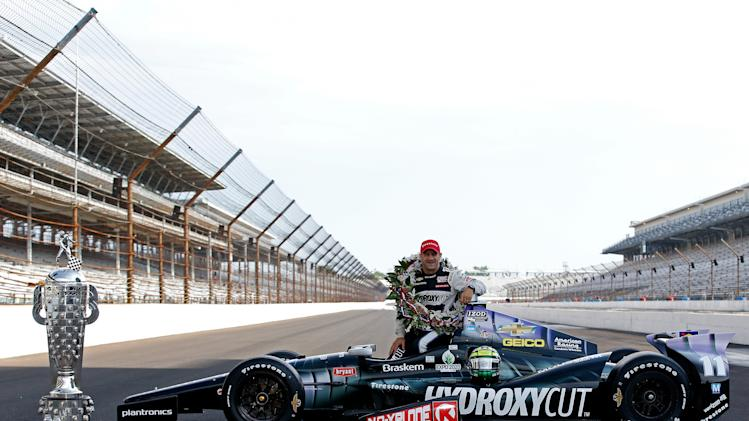 Indianapolis 500 Champions Portrait Session