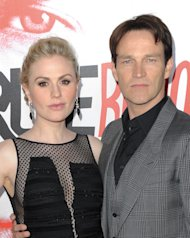 Pregnant Anna Paquin is expecting twins