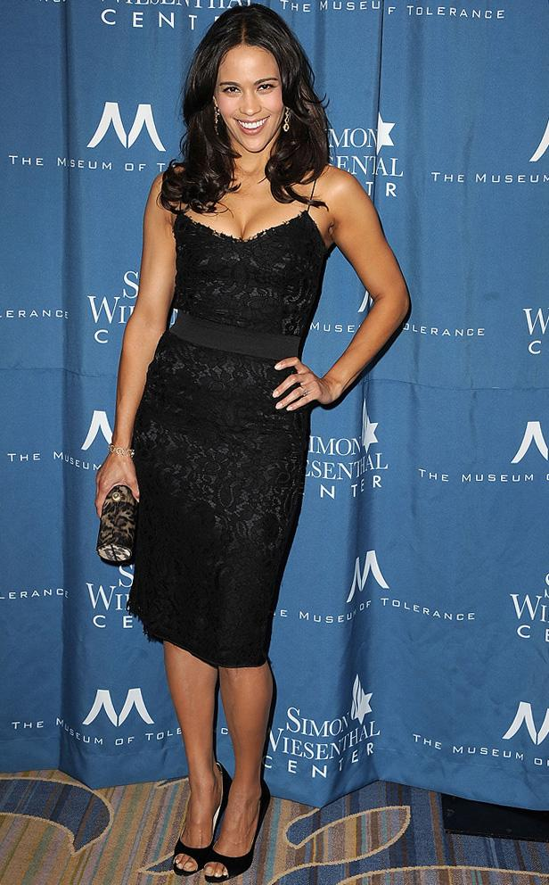 Wisenthal Center National Tribute honoring Tom Cruise 2011 Paula Patton