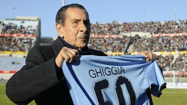 Alcides Ghiggia (Reuters)