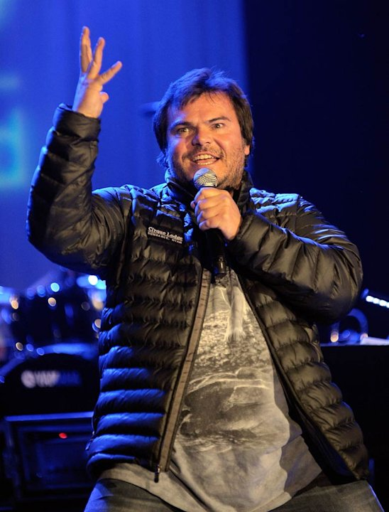 Jack Black Unicef Benefit