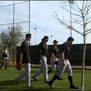 White Sox Start Spring Training With Raised Expectations