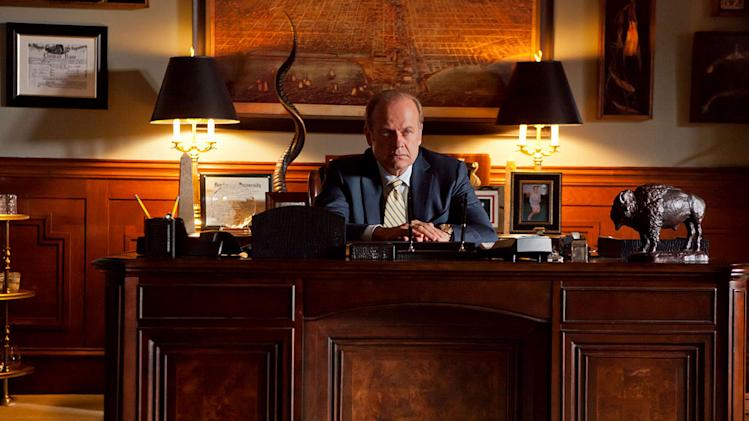 "Kelsey Grammer stars as Tom Kane in ""Boss."""