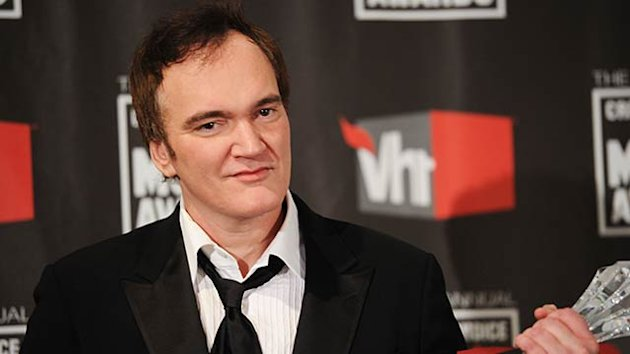 Tarantino Details &#39;Killer&#39; &#39;Django&#39; Trilogy Cap