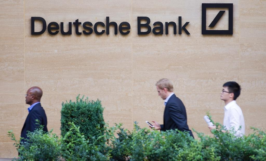 Deutsche Bank fined $55 mn over 2008 crisis-era reporting