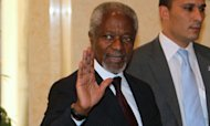 Annan: Syria Could Spiral Into All-Out War