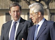 Fini: Troppe 34 fiducie in 8 mesi a Monti, proseguire spending review