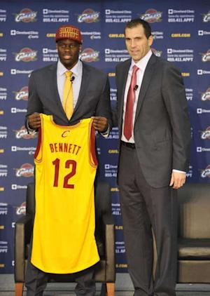 Cleveland Cavaliers: Anthony Bennett Finally Has Some Fun, Earns First Career Double-Double