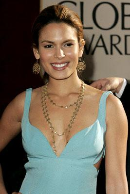 Nadine Velazquez 63rd Annual Golden Globe Awards - Arrivals Beverly Hills, CA - 1/16/06