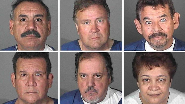 Bell former city leaders' corruption trial under way