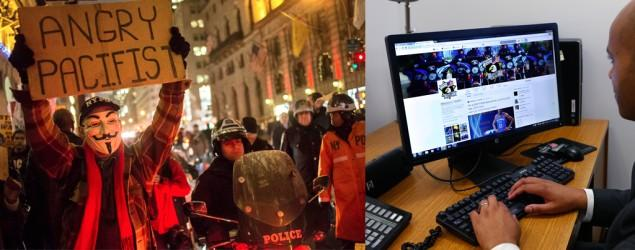 Police struggle to uncover threats on social media