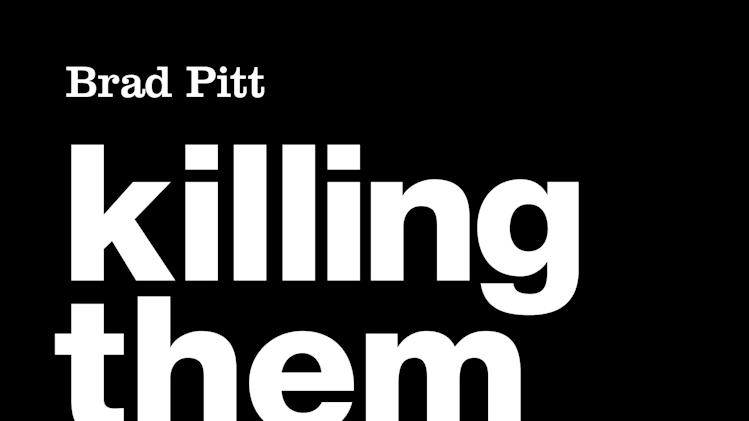 Best and Worst Movie Posters 2012 Killing Them Softly
