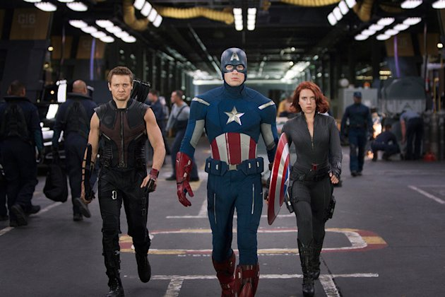 The Summers Buzziest Movies, The Avengers