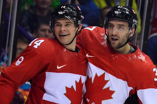 Canada retain their Olympic ice hockey title