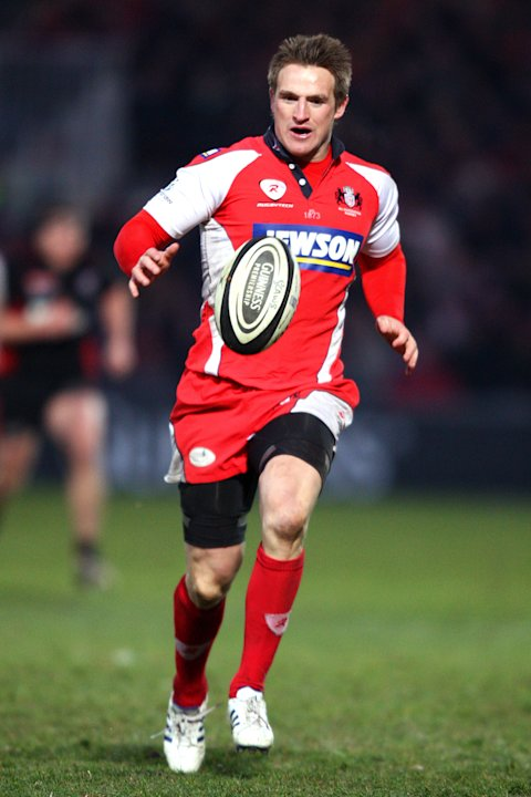 Rugby Union - Matthew Watkins File Photo